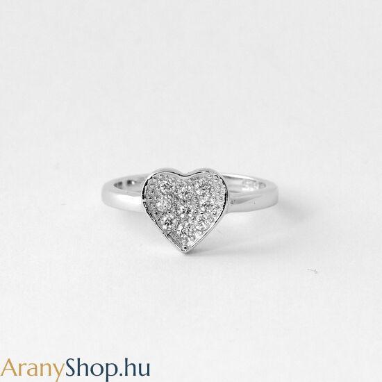 Ezüst gyerek gyűrű