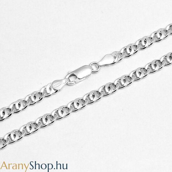 Ezüst üreges gömb scharless nyaklánc