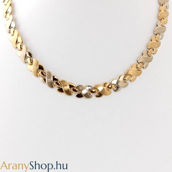 14 karátos arany nyaklánc