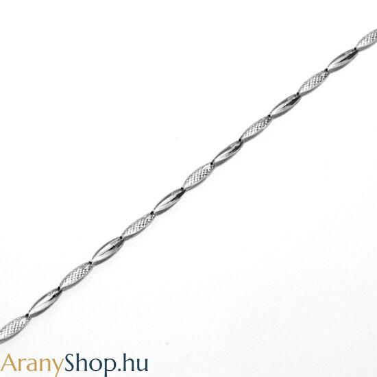 Ezüst bokalánc 23 vagy 25.5 cm-es (állítható)