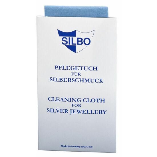 SILBO ezüst tisztító kendő