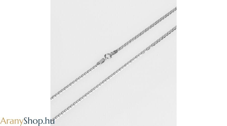 c6a524cc41 14k fehér arany pálcás pancer nyaklánc - Arany klasszikus nyakláncok